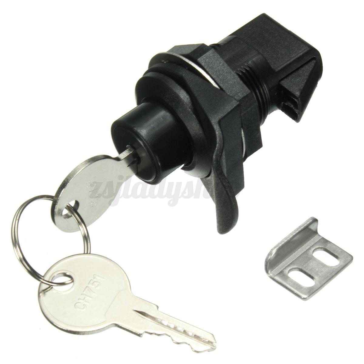 how to open push button door lock
