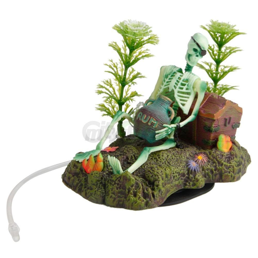 Fishes tank cave aquarium landscaping aquatic ornament air for Aquatic decoration