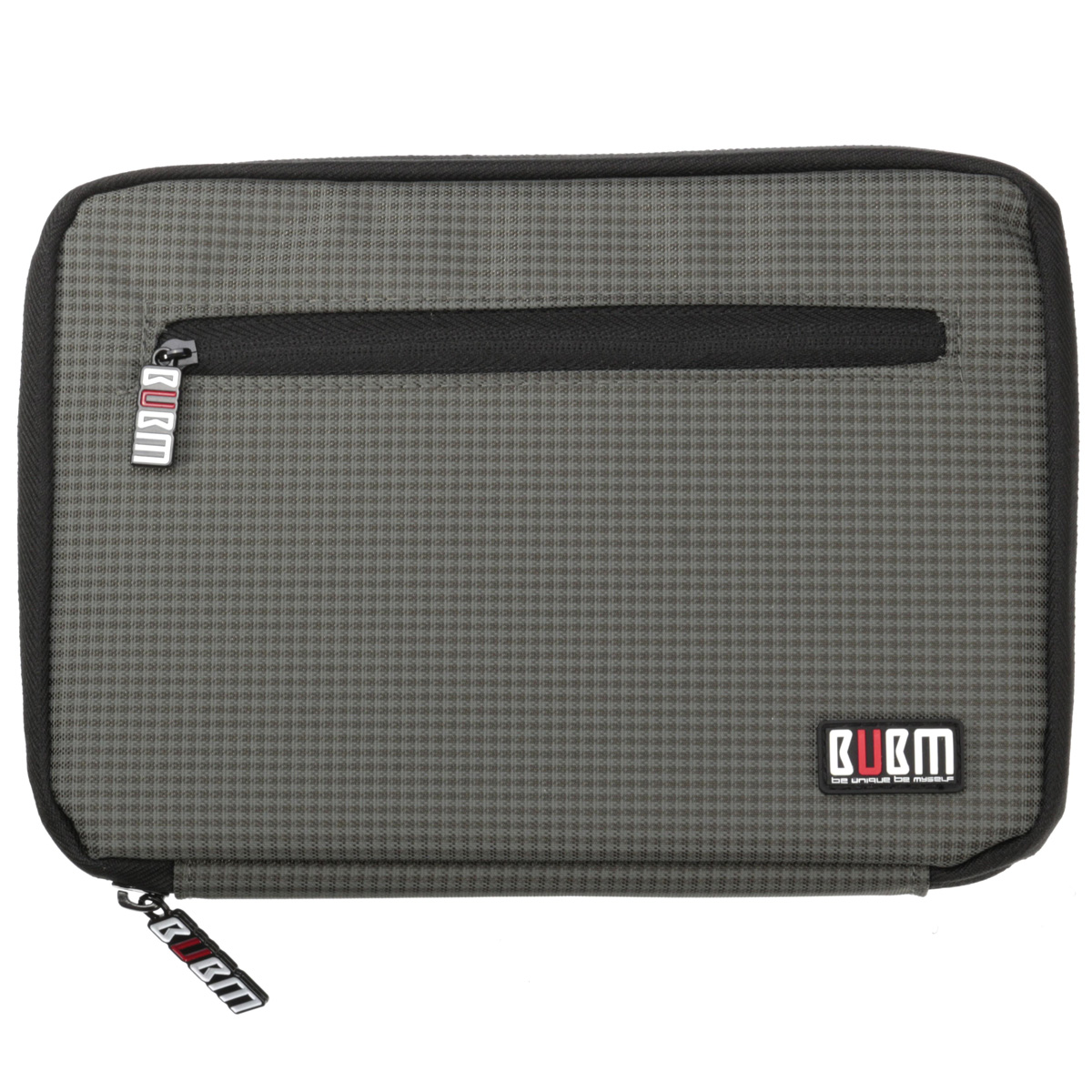"BUBM Waterproof Nylon Storage Bag Organizer Case For iPad Mini eBook 8"" Tablet"
