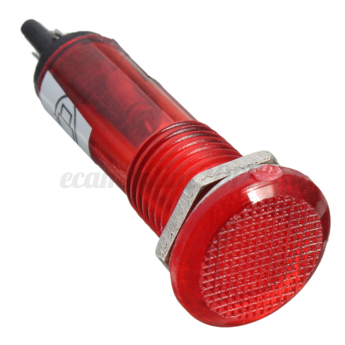 led pilot panel indicator signal warning light bulb lamp 10mm 220v ac car auto ebay. Black Bedroom Furniture Sets. Home Design Ideas