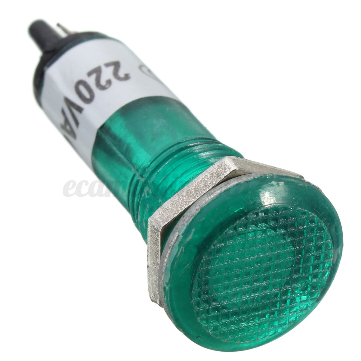 led pilot panel indicator signal warning light bulb lamp 10mm 220v ac car auto ebay. Black Bedroom Furniture Sets. Home Design Ideas