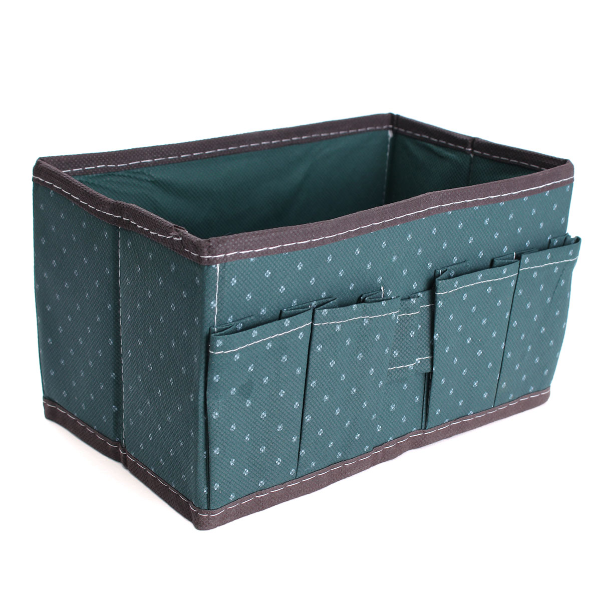 women folding makeup cosmetic bag toiletry storage box. Black Bedroom Furniture Sets. Home Design Ideas