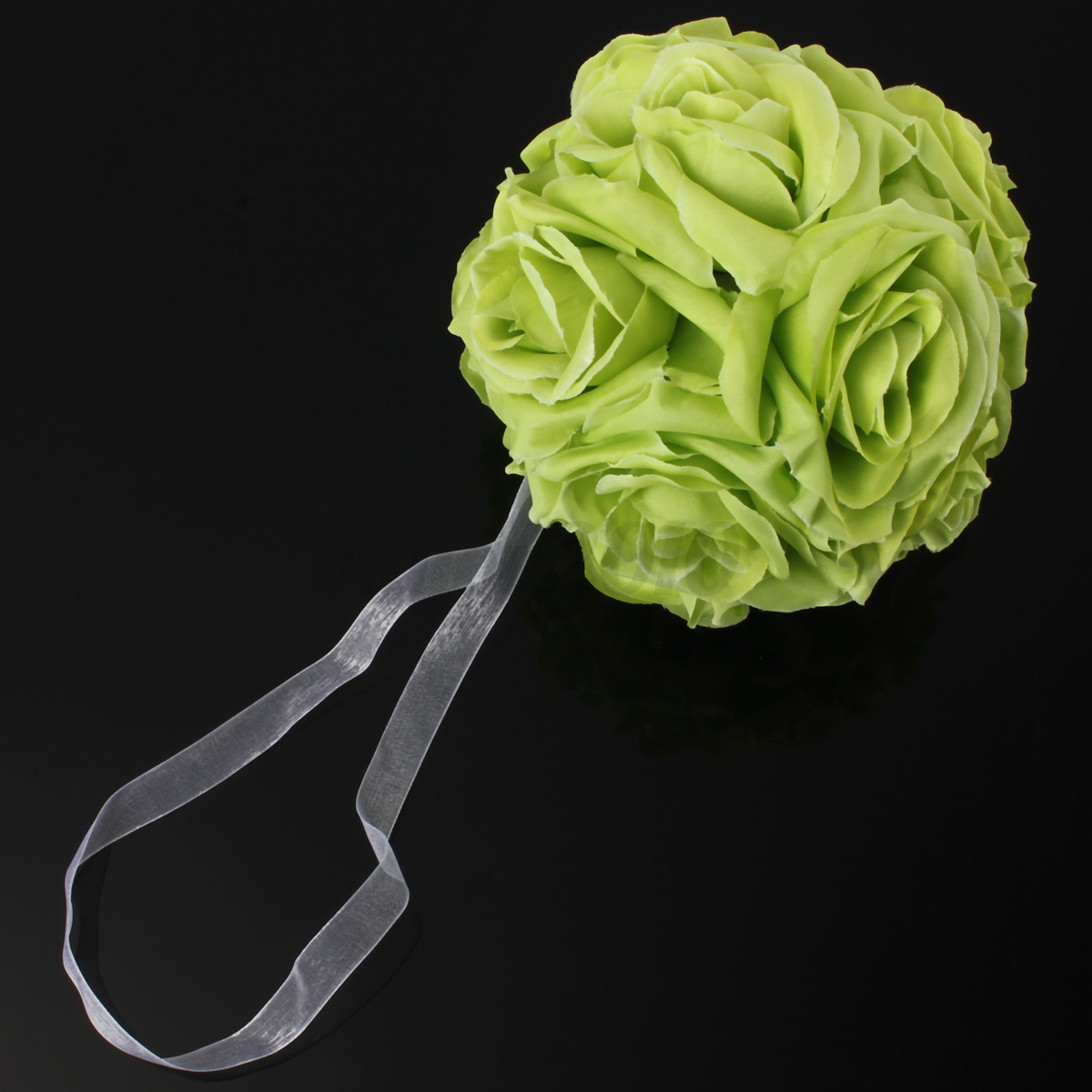 Bouquet De Mari E Rose Artificielle Fleurs Soie Mariage