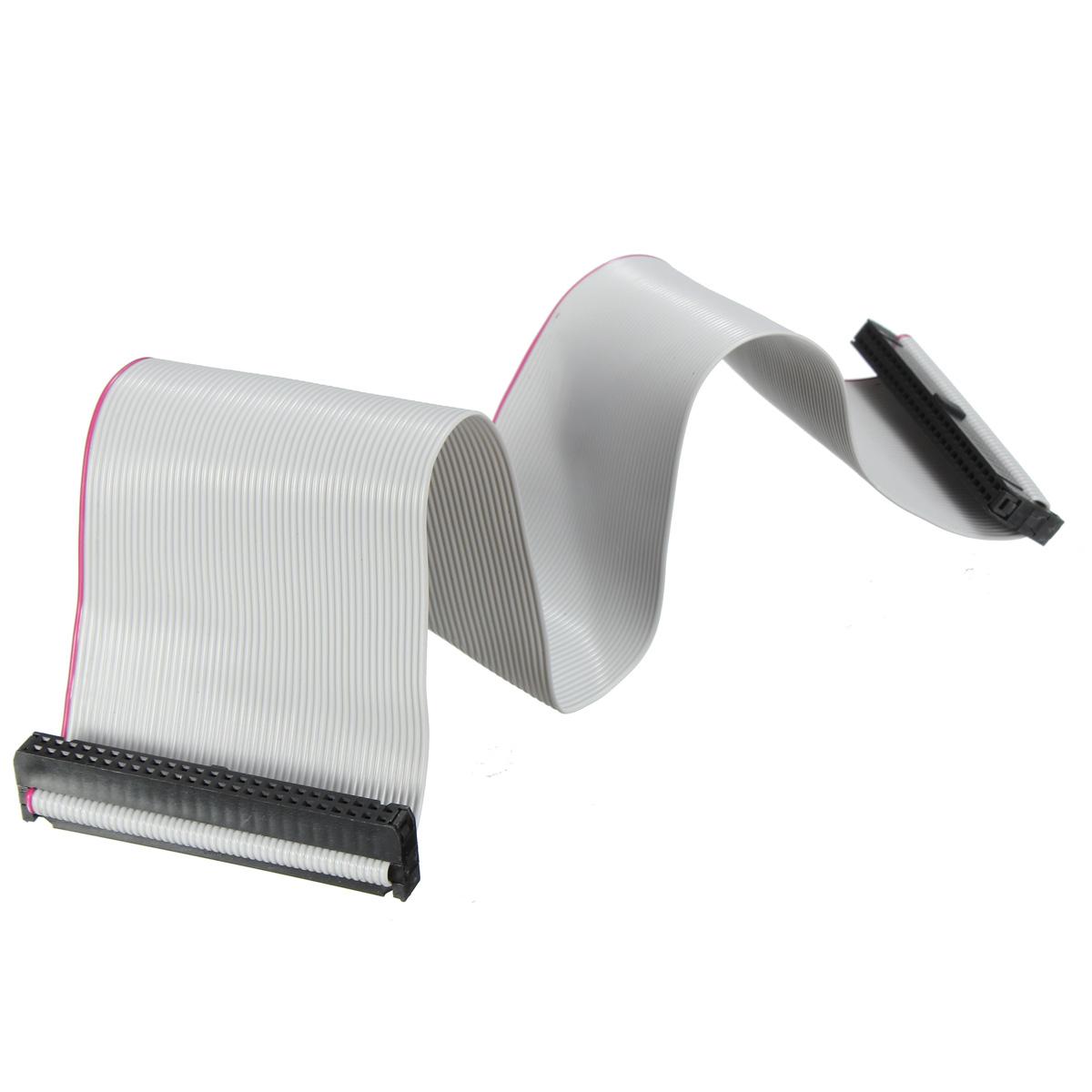 20 Pin Flat Ribbon Cable : Pin flat ribbon cable wire idc pitch