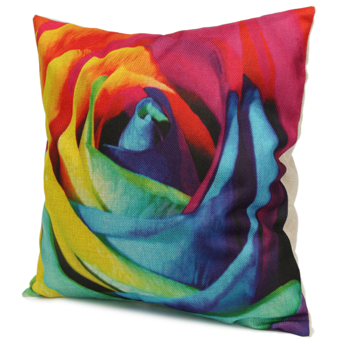 Modern Abstract Pillow : Modern Abstract Cotton Linen Pillow Case Sofa Throw Cushion Cover Home Decor eBay