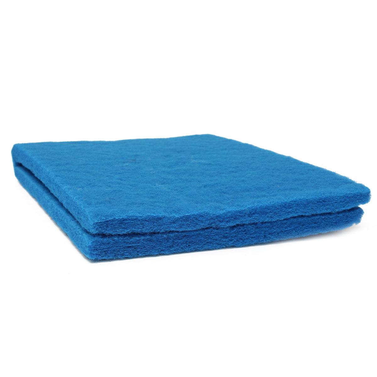 90x30x2cm biochemical filter cotton foam sponge pad fish for Fish pond filter foam