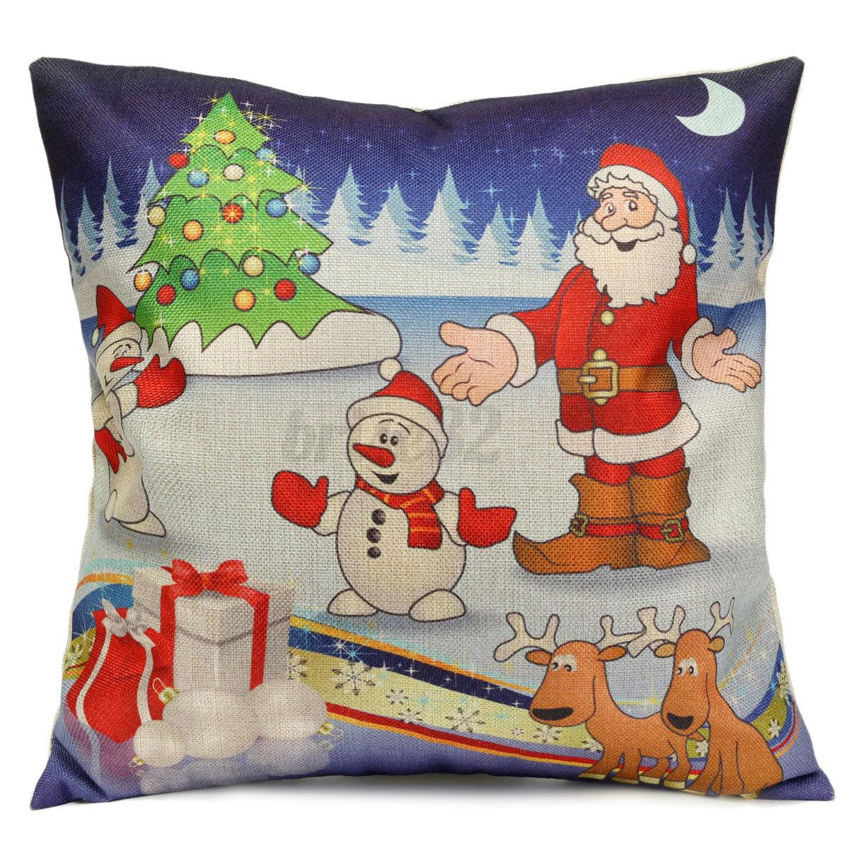 Christmas Throw Pillows Sale