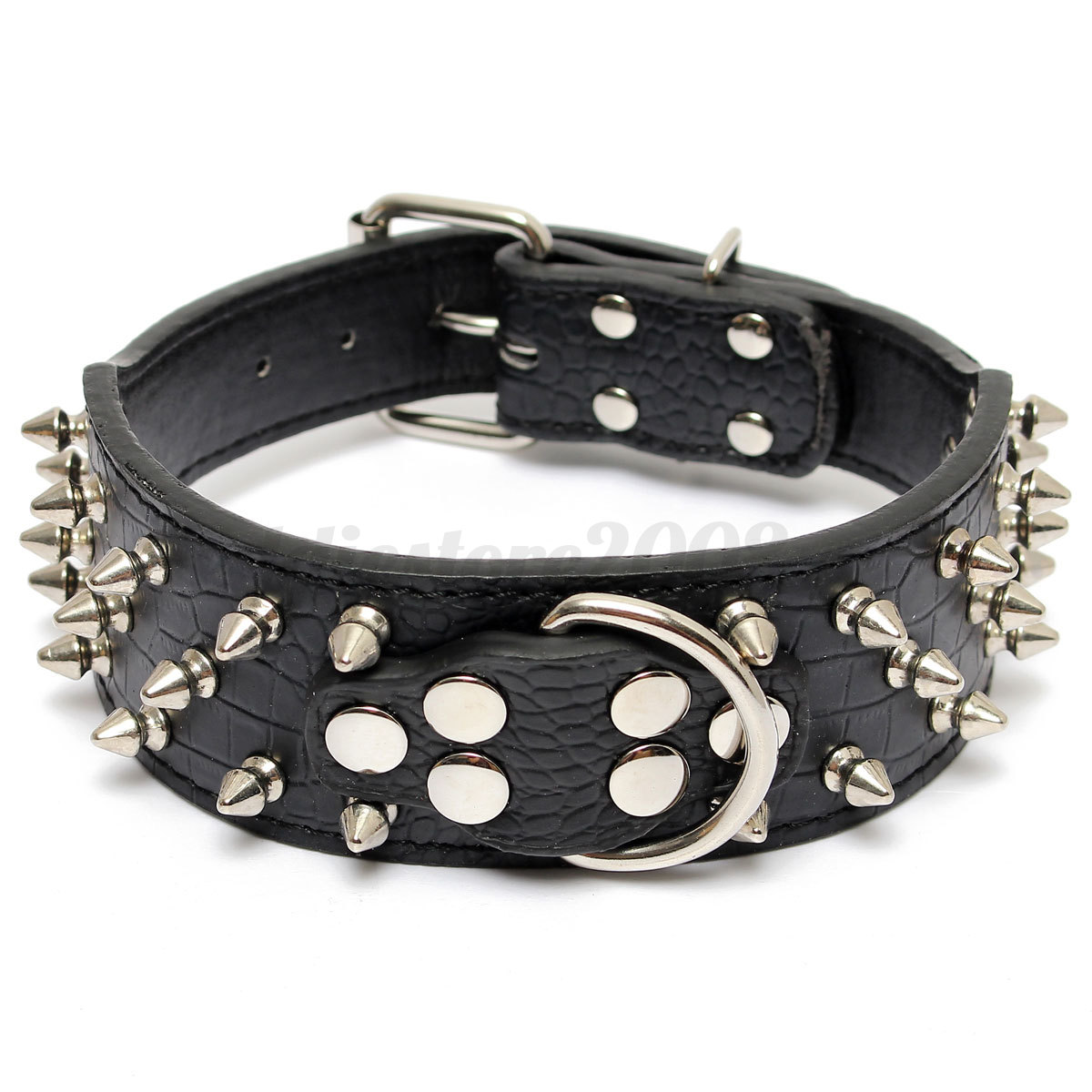 Spiked Dog Collar Necklace