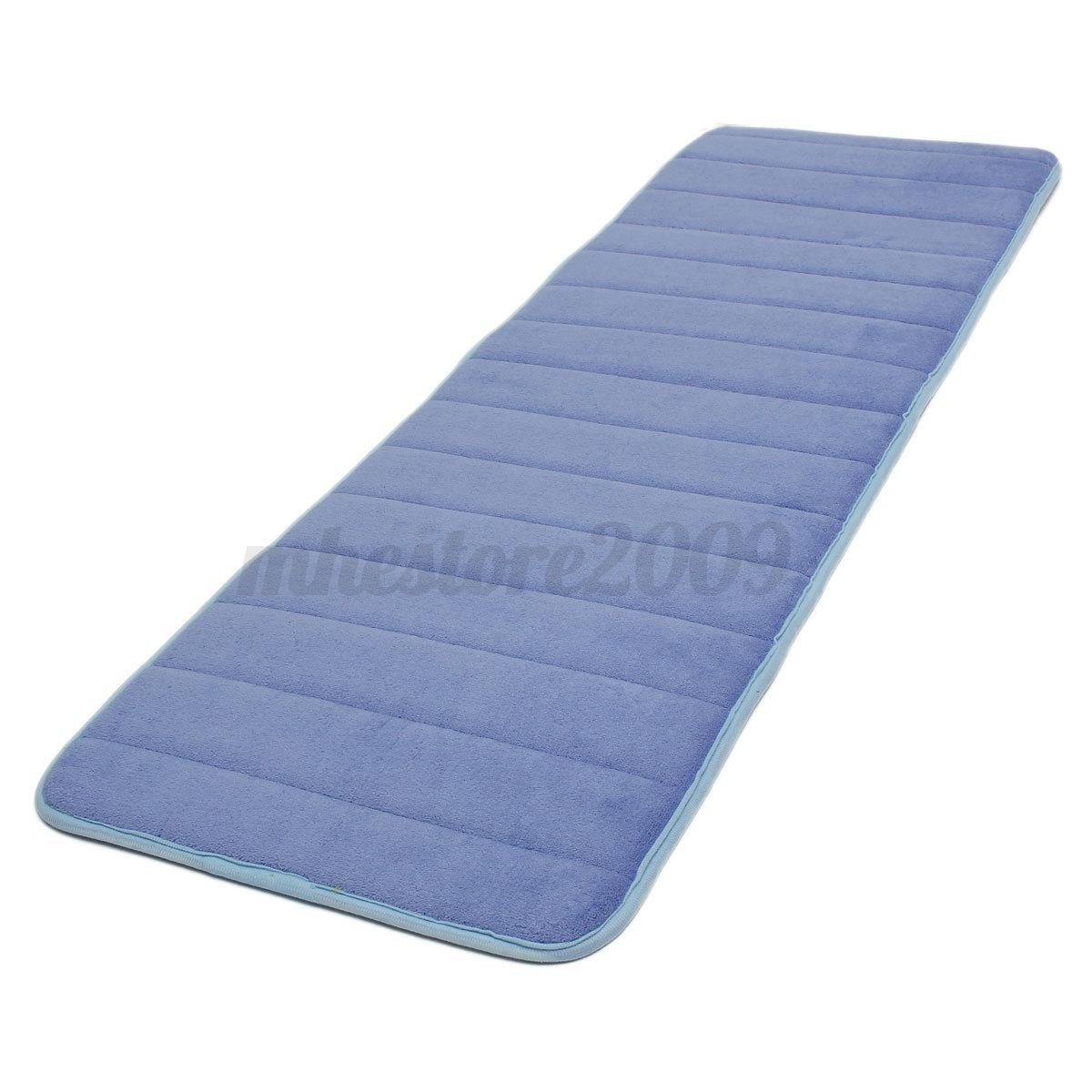 120x40cm absorbent nonslip memory foam kitchen bedroom