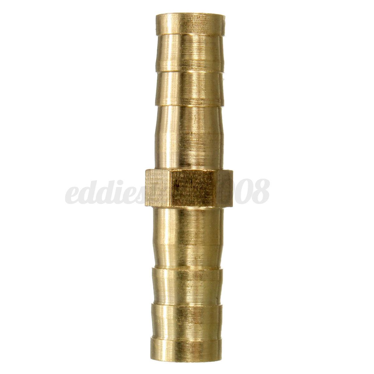 Φ mm brass hose tail connectors for fuel water air