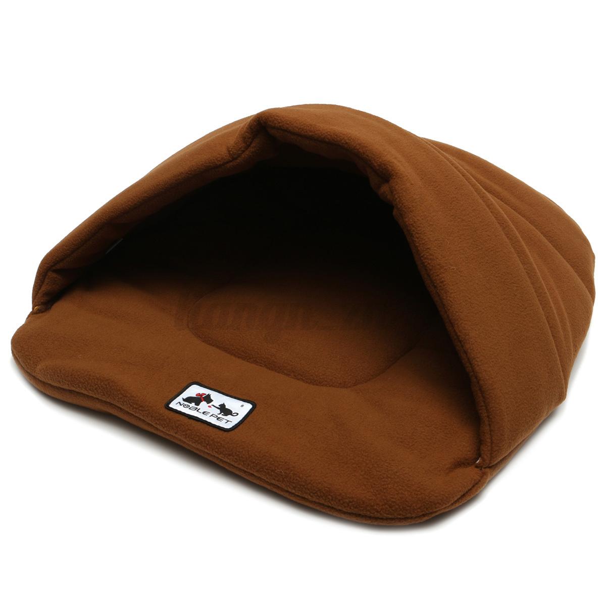 Tapis Coussin Lit Sac De Couchage Fleece Velours Pour Chien Chat Animaux Dog Bed Ebay