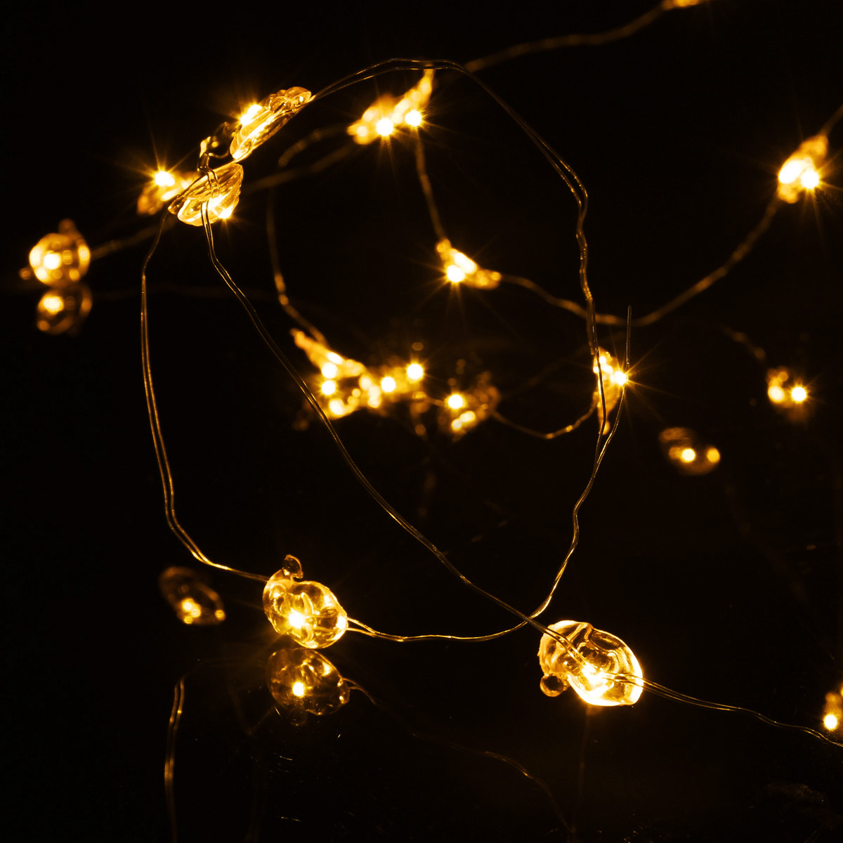 Led String Lights Warm White Outdoor : Warm White Christmas Wedding Xmas Party Outdoor LED Fairy String Lights Lamp eBay