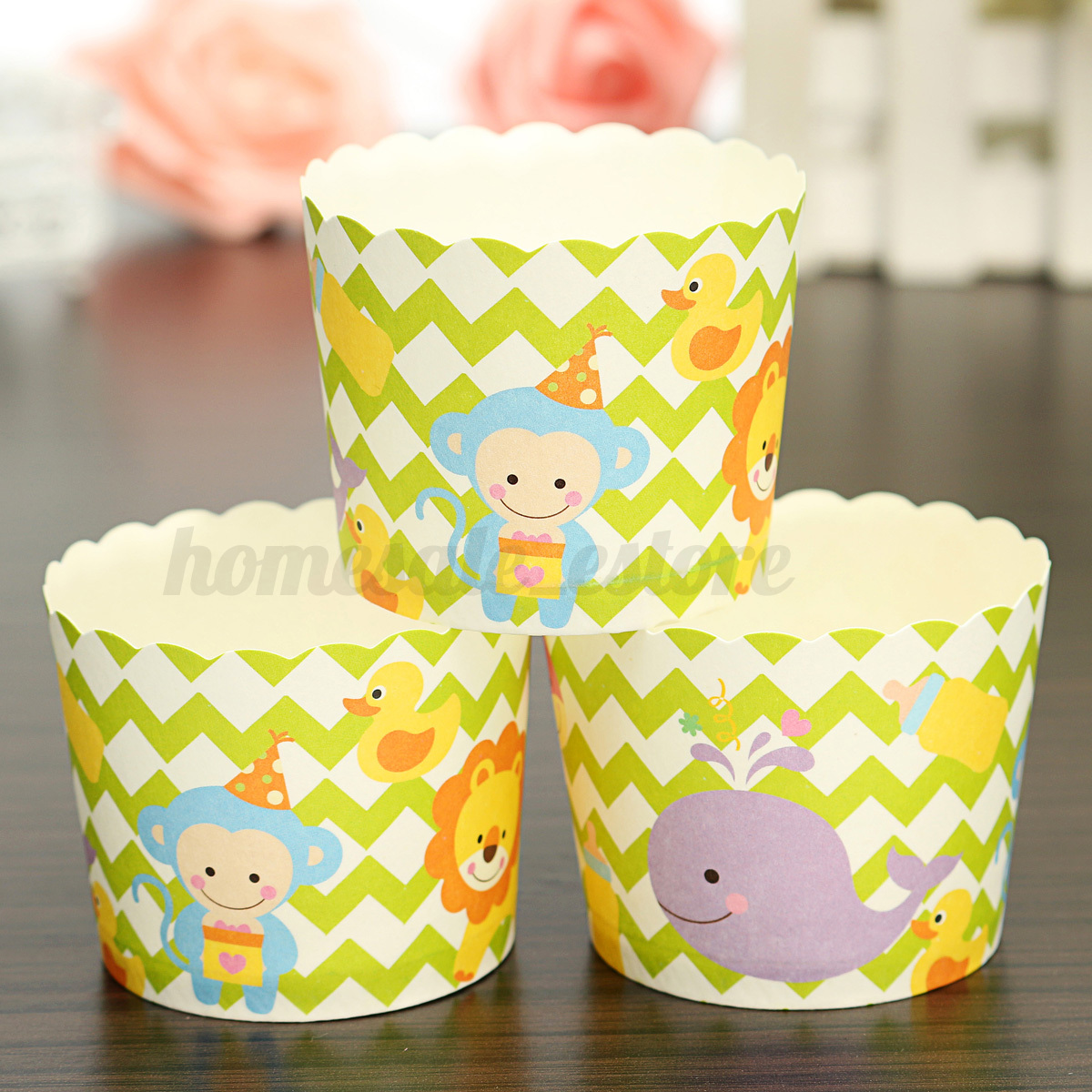 how to make cupcake paper cases