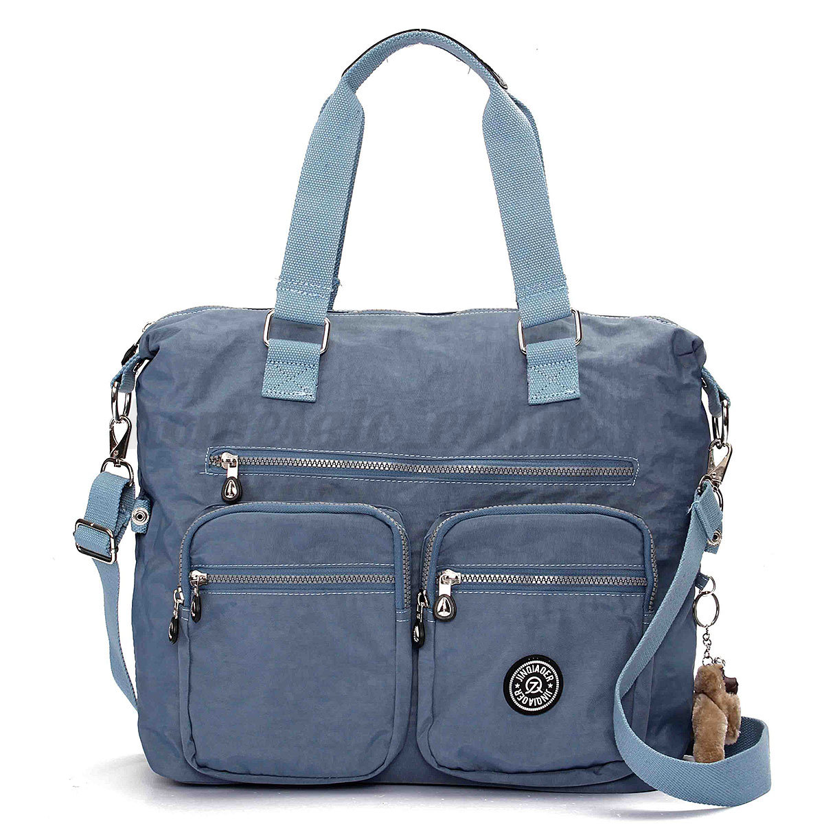 Fantastic Womens Leather Purse Multiple ID Pocket Crossbody Organizer Messenger Travel Bag | EBay