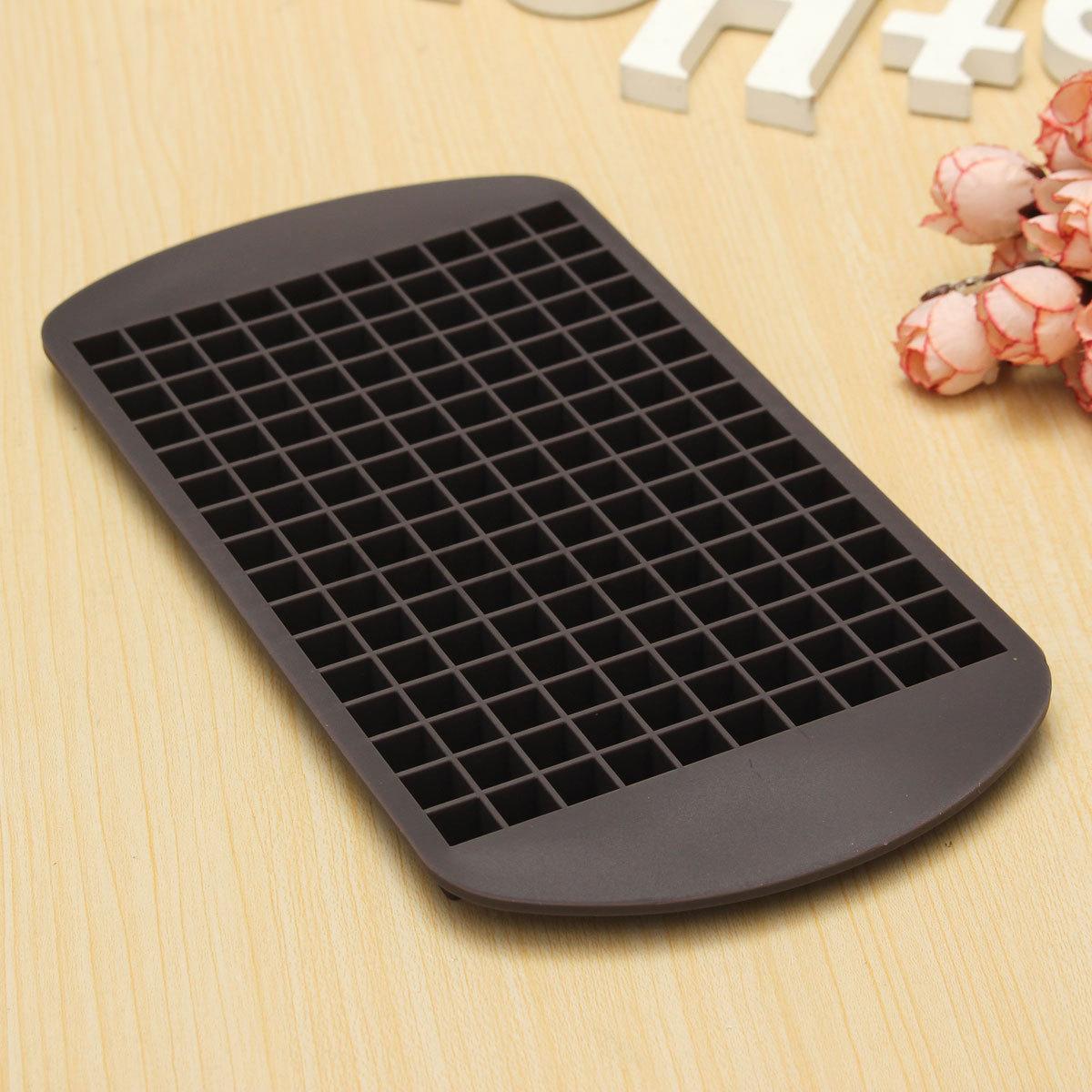 silikon eisw rfelform f r 160 eisw rfel eis form w rfel eisw rfelbereiter sicher ebay. Black Bedroom Furniture Sets. Home Design Ideas