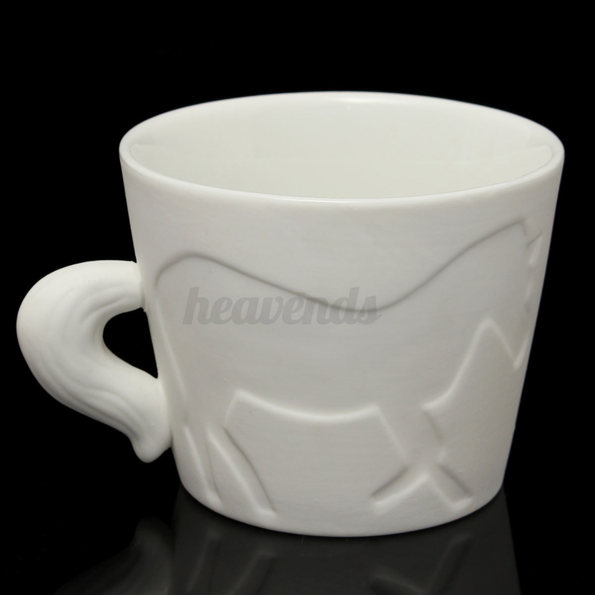 keramik teelichthalter windlicht kerzenhalter tier becher tasse kaffeebecher mug ebay. Black Bedroom Furniture Sets. Home Design Ideas