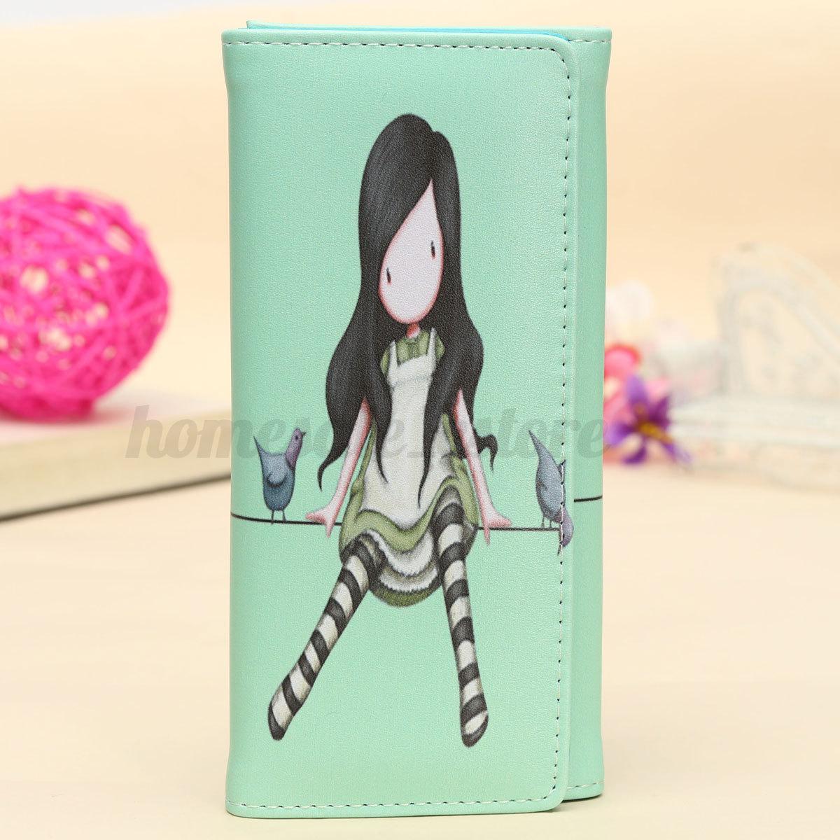 birkin bag knockoffs - Fashion Women Girl Clutch Long Purse Wallet Photo Card Holder ...
