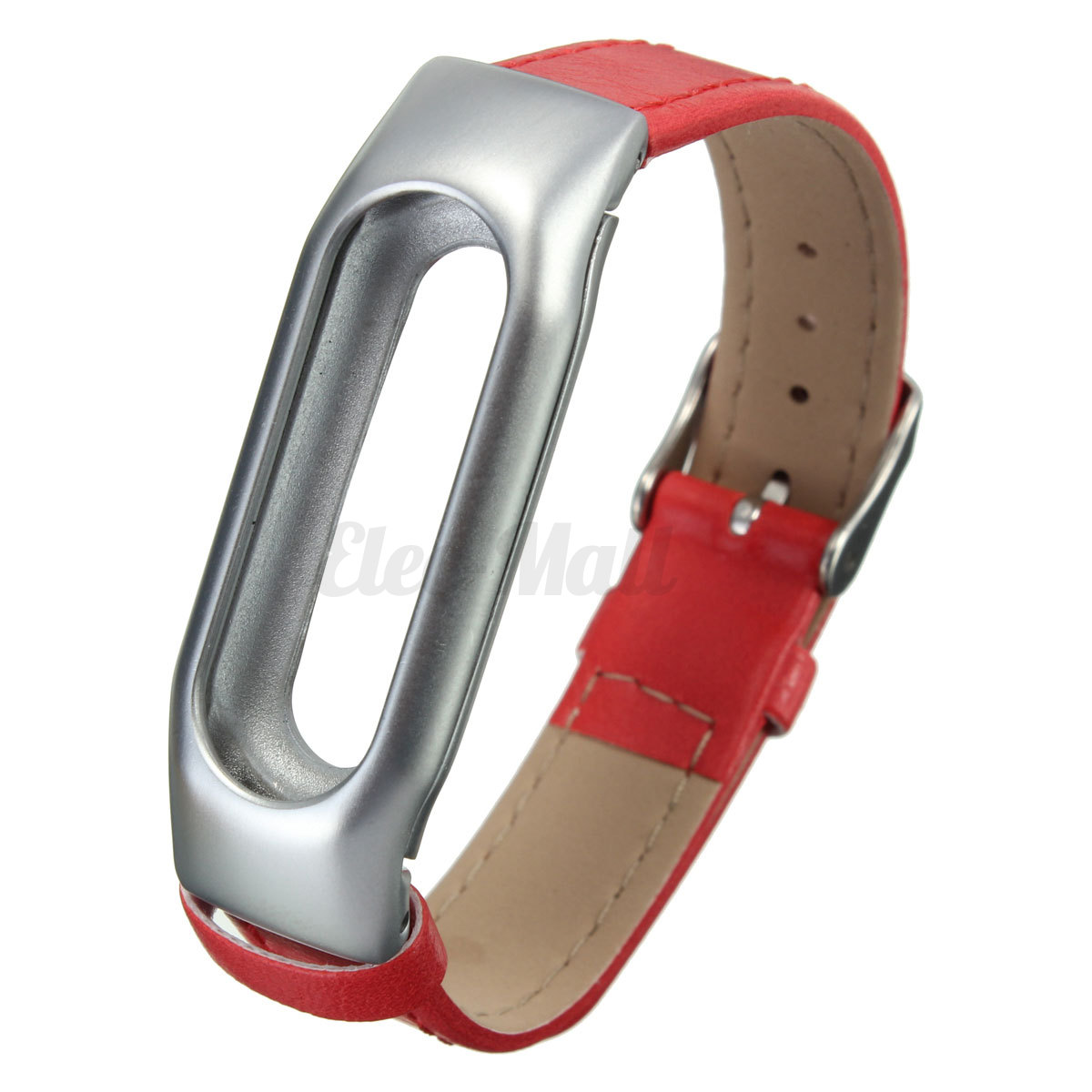 Genuine Leather Replacement Smart Wristband Strap Bracelet For Xiaomi Mi Band 1S