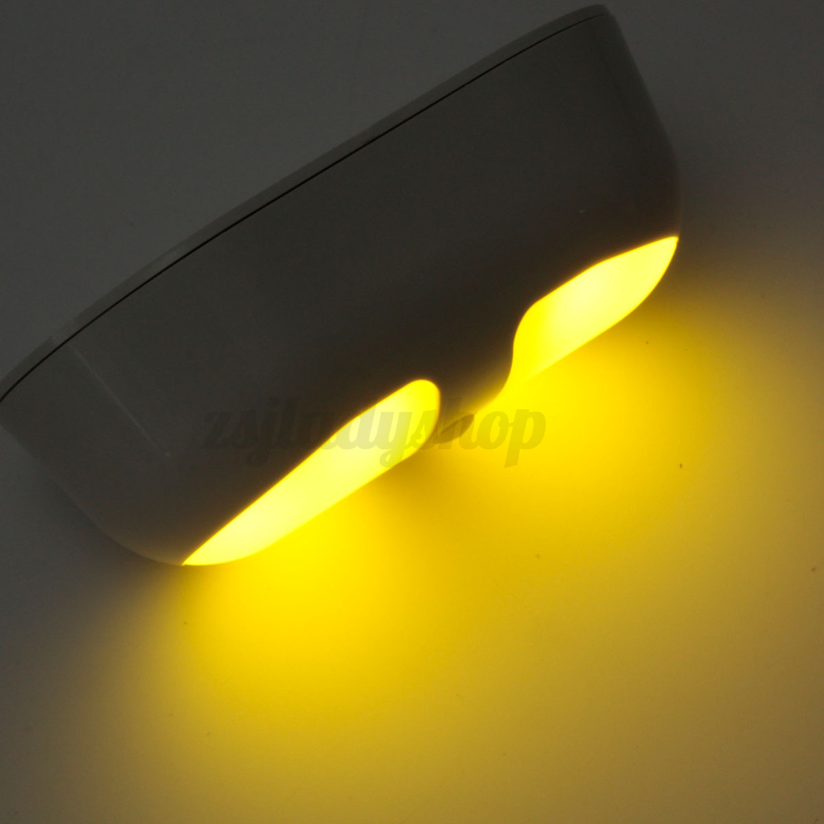 Wireless Led Night Light Human Motion Sensor Lamp Battery