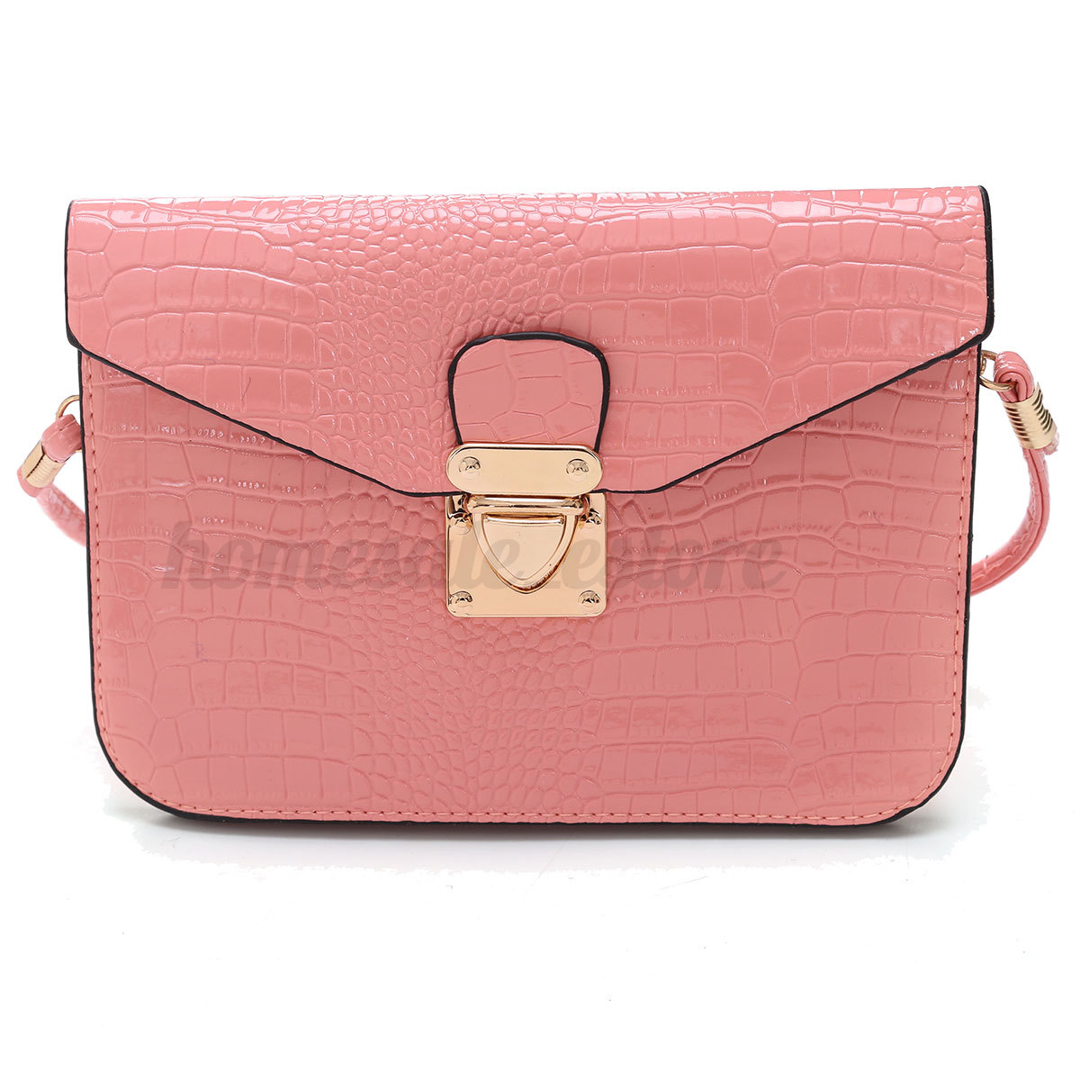 Women Leather Crossbody Shoulder Bag Messenger Tote Satchel Cell Phone Pouch HOT