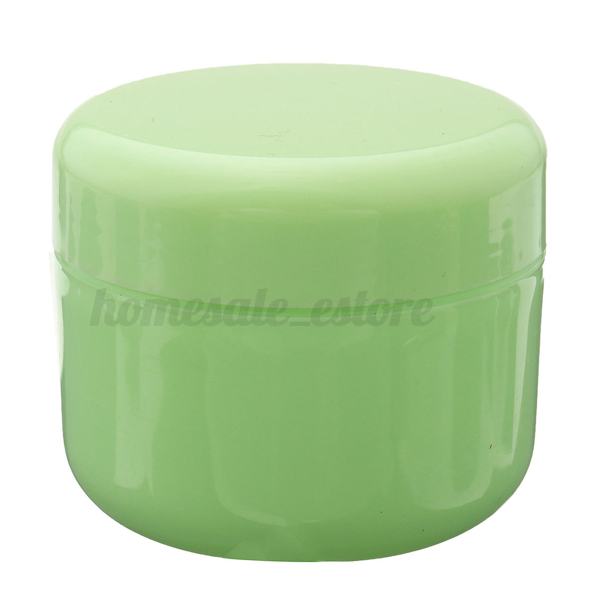 50g Empty Jar Pot Cosmetic Makeup Sample Cream Lotion Bottle Container Inner Lid