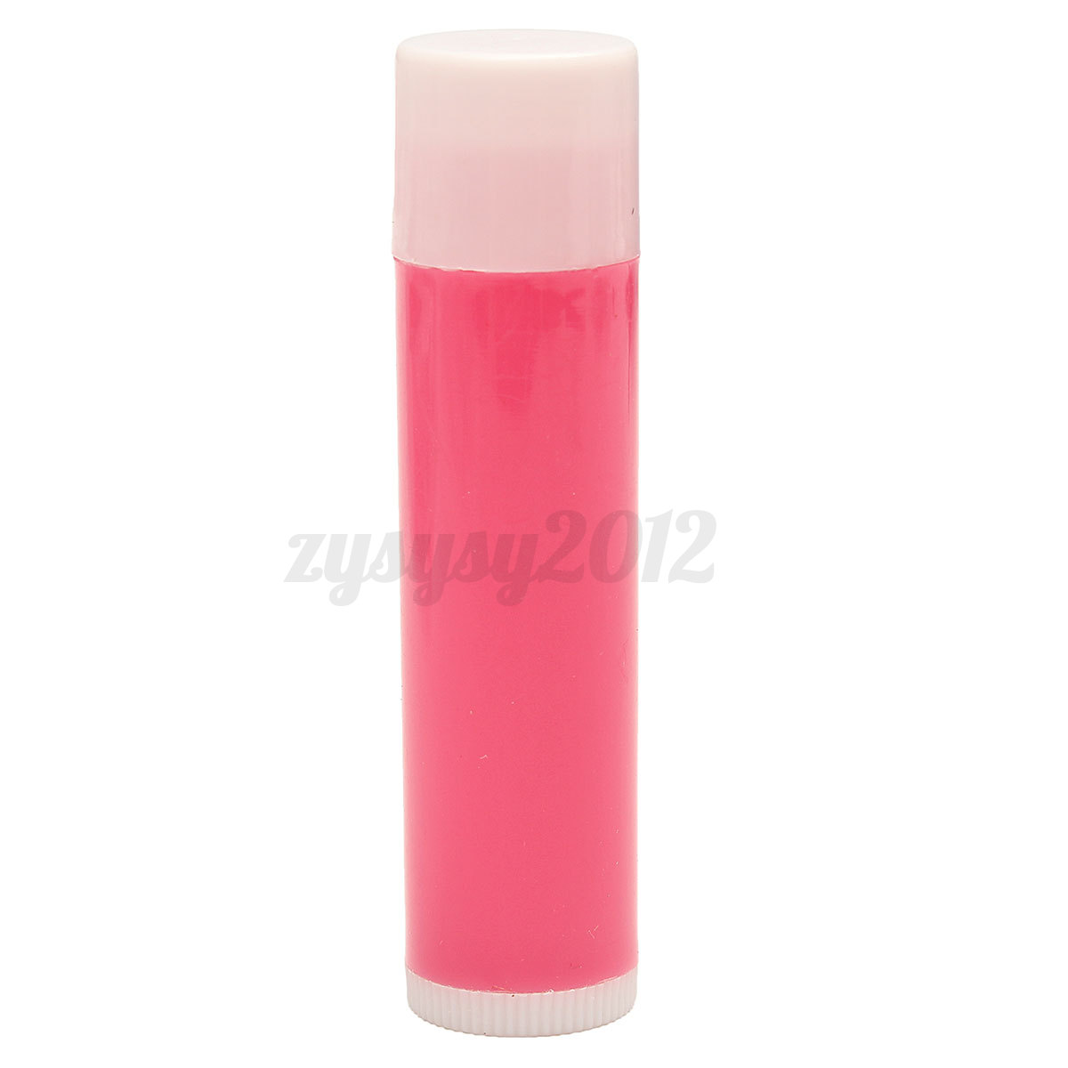 1/5/10PCS 5ML Empty lipstick Lip Balm Tubes Container Holder + Caps Colorful