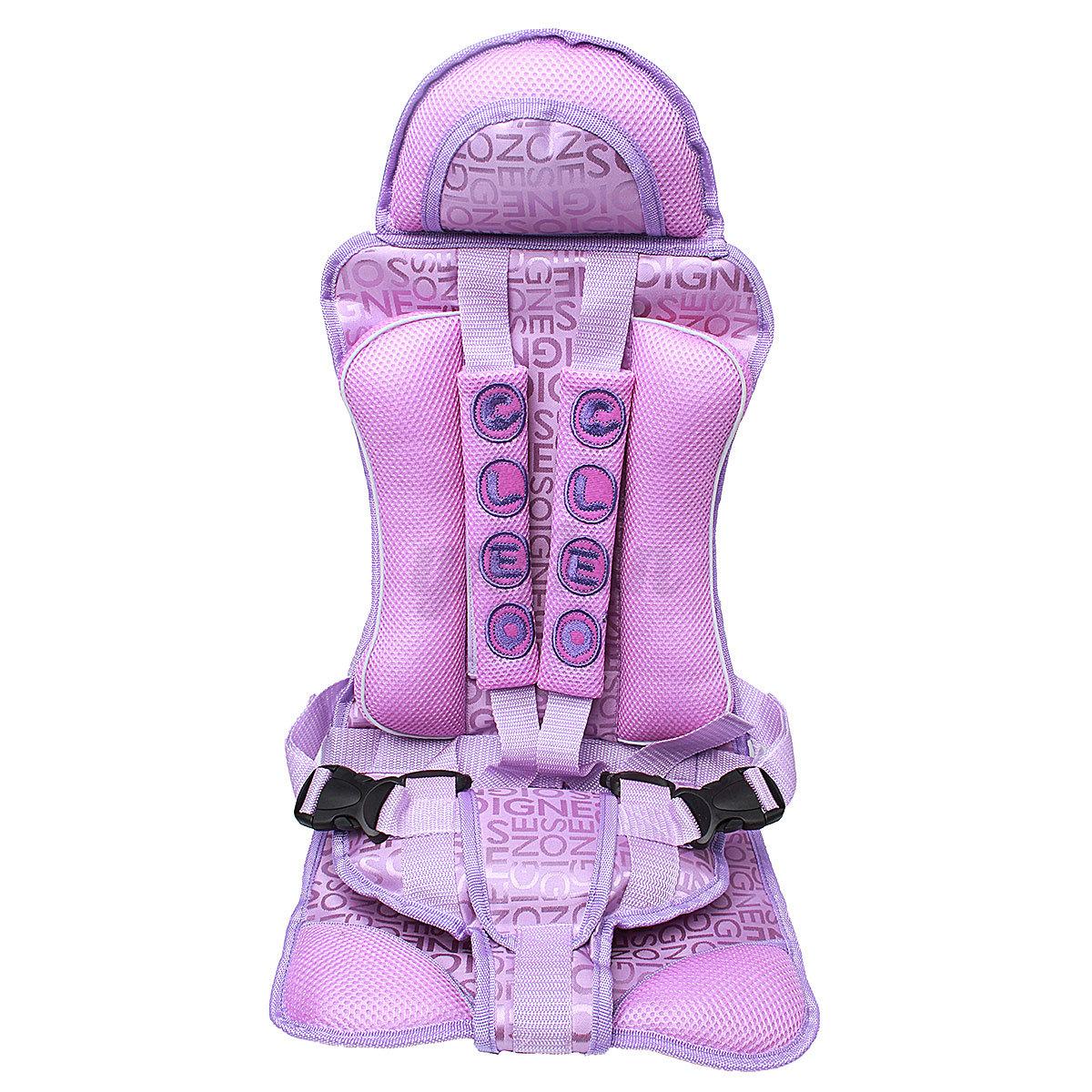 soft safety infant child baby kids car seat cushion toddler carrier booster pad ebay. Black Bedroom Furniture Sets. Home Design Ideas