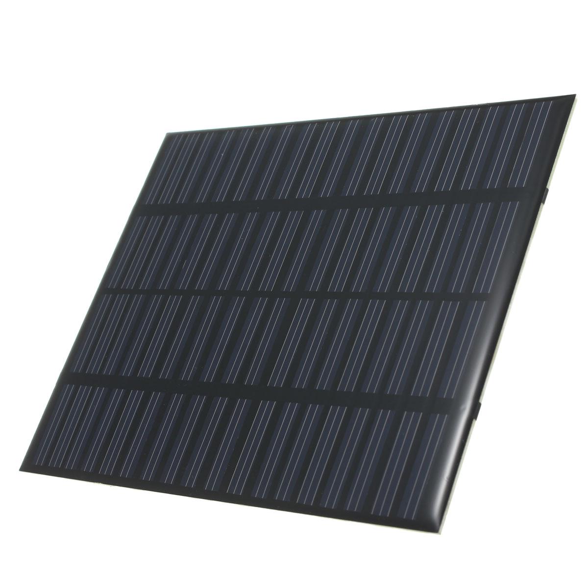 Pannello Solare Per Batteria : V ma w solare pannello fotovoltaico per auto
