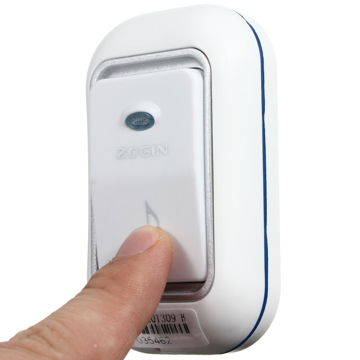 Wireless campanello citofono senza fili per casa ufficio - Citofono per casa prezzi ...