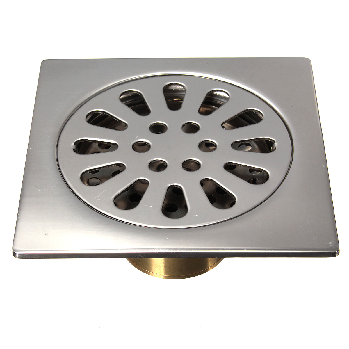 Bathroom Floor Drain Strainer : Floor shower drain bathroom stopper strainer filter