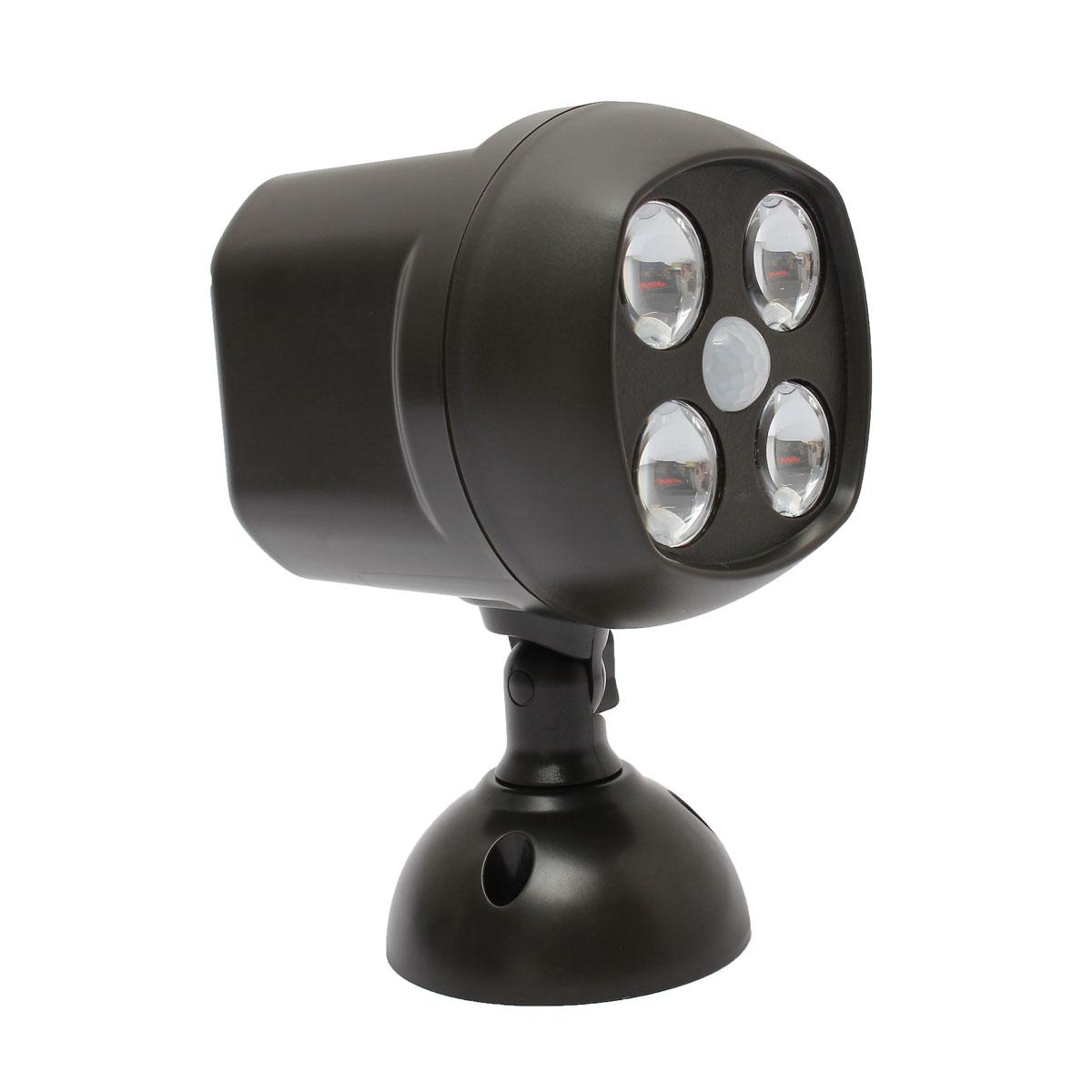 Super bright motion detector waterproof auto sensor led