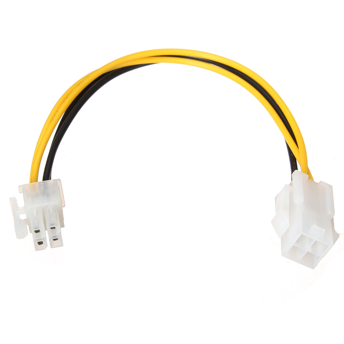 4 Pin Atx 12v P4 Male To Female Cpu Power Supply Extension