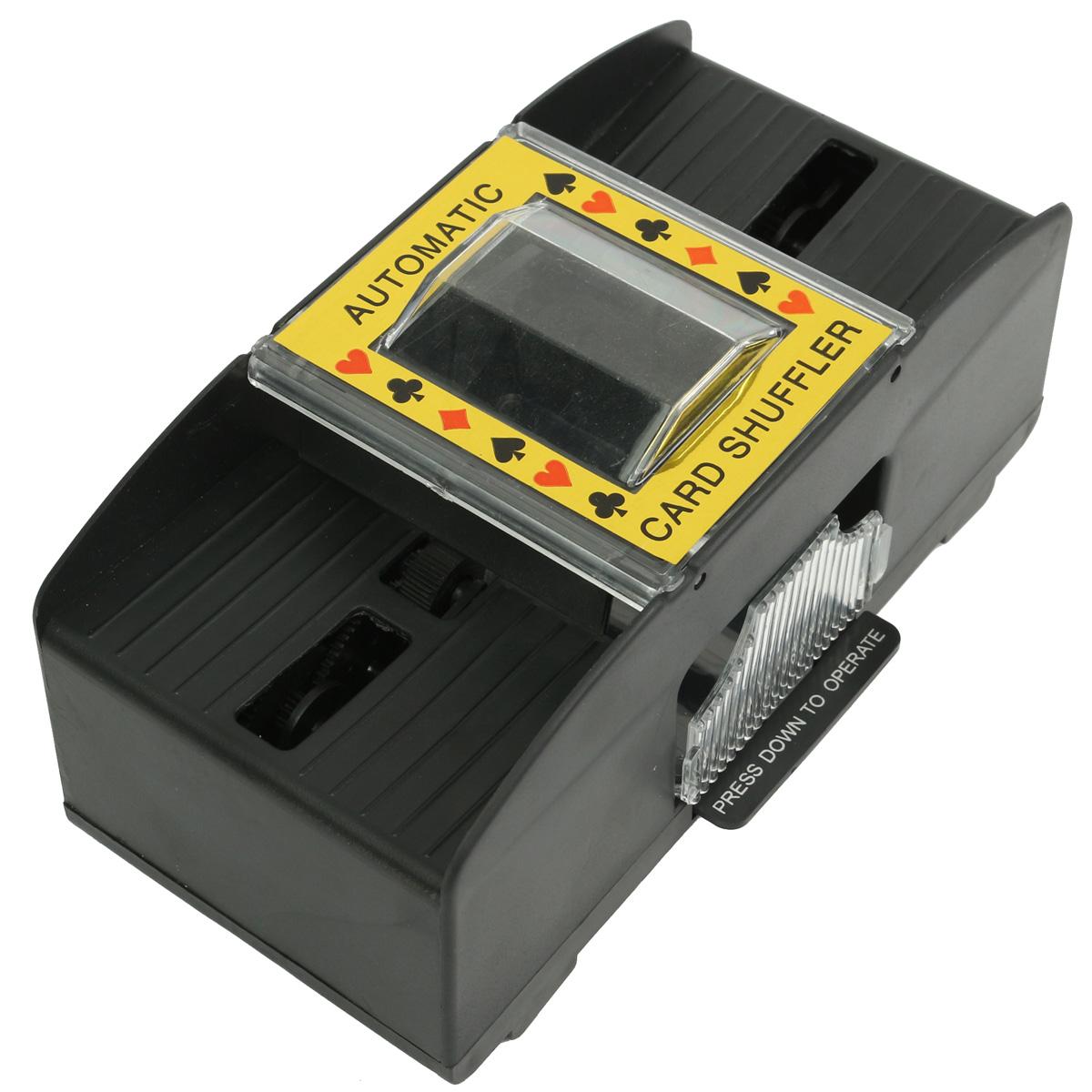 8 deck card shuffler casino automatic card shuffler