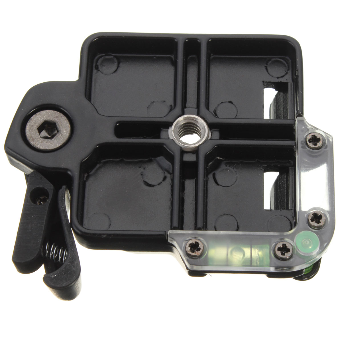 Qr compact camera stand quick release adapter clamp