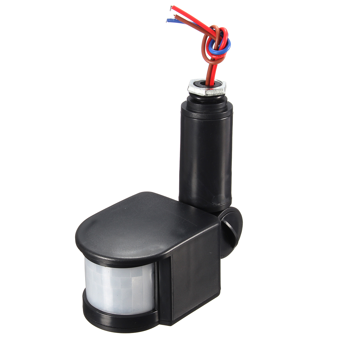outdoor 200v automatic infrared pir motion sensor switch detector for led light ebay. Black Bedroom Furniture Sets. Home Design Ideas