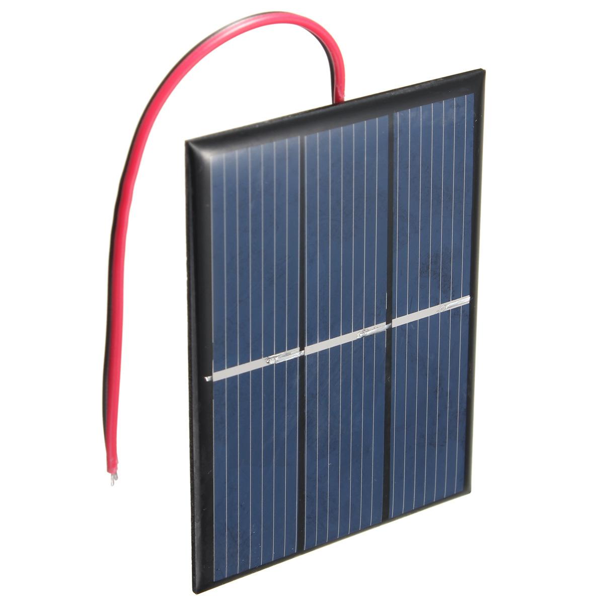 Information How to build a 300 watt solar panel ~ George Mayda