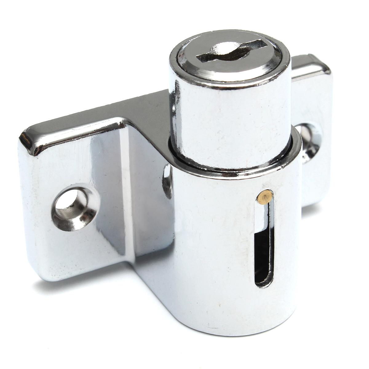 Sliding Door Safety Lock : Aluminum sliding patio door window bolt locking security