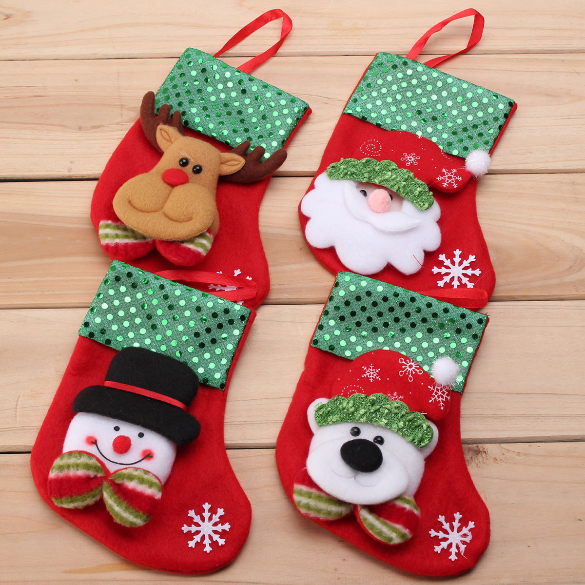 christmas stockings collection on ebay