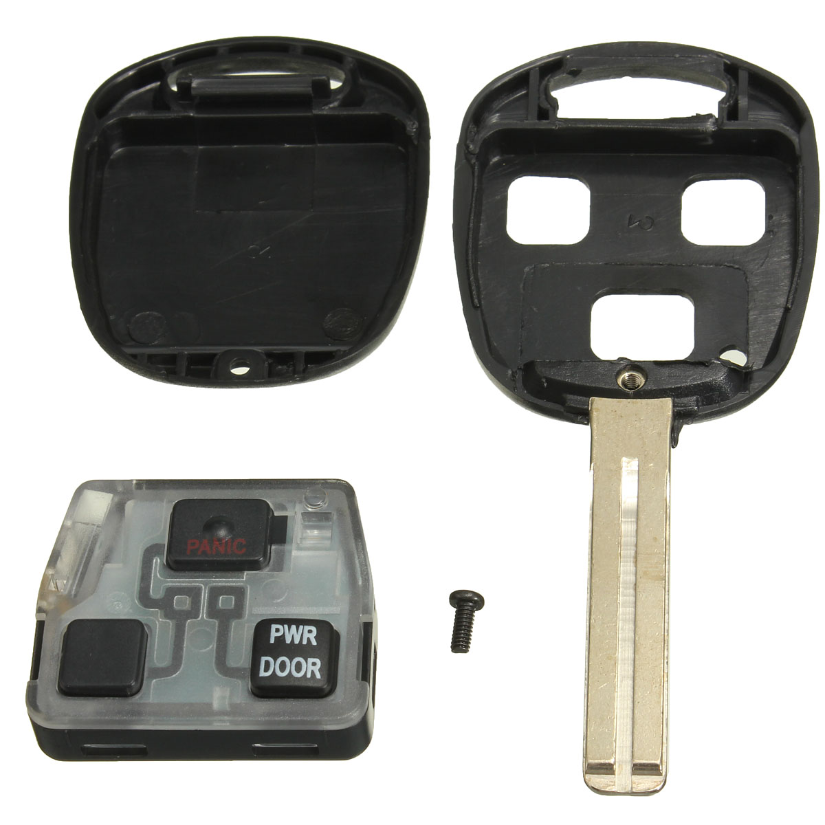 2010 lexus rx 350 key fob replacement
