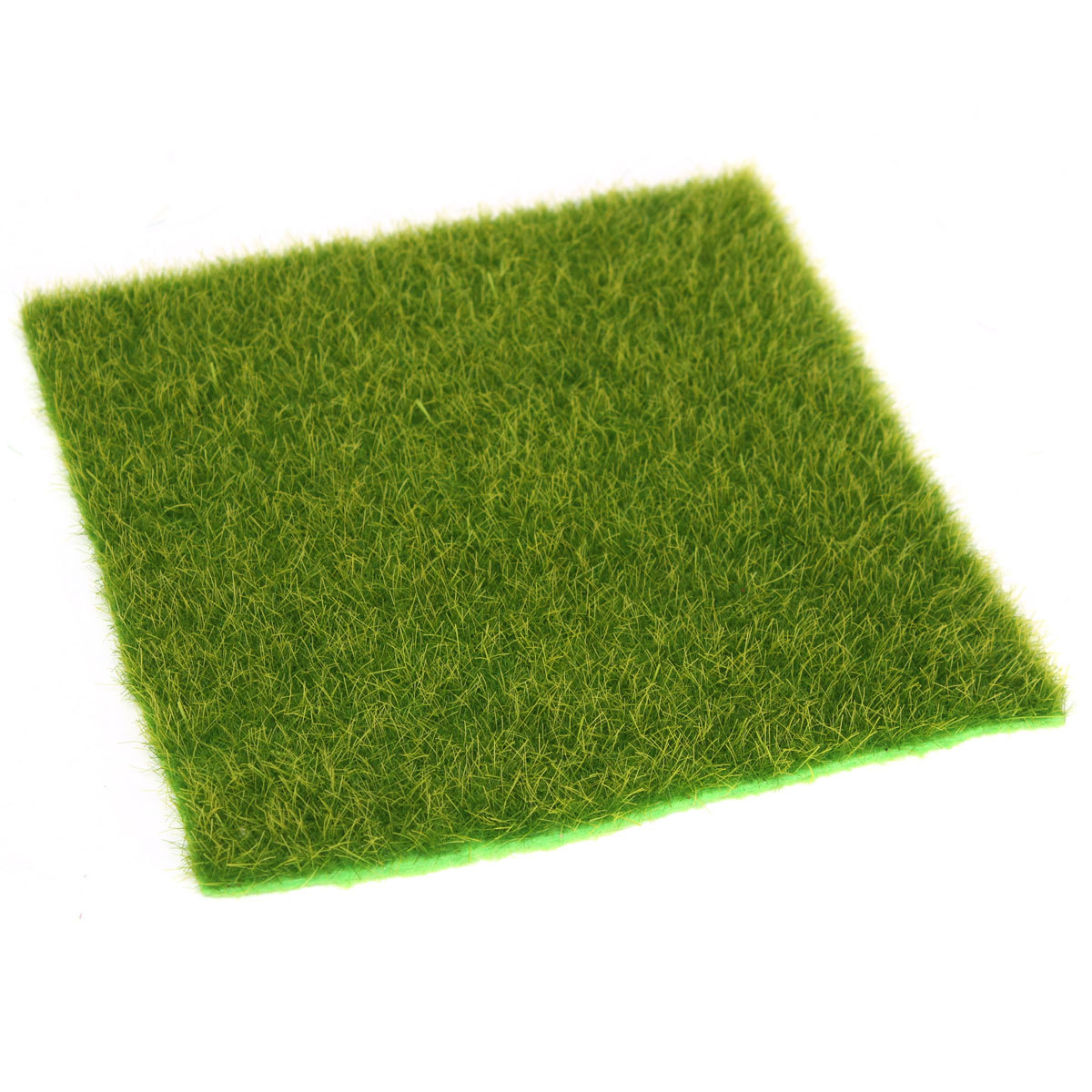 15cm artificial turf grass lawn grass plant miniature for Faux grass for crafts