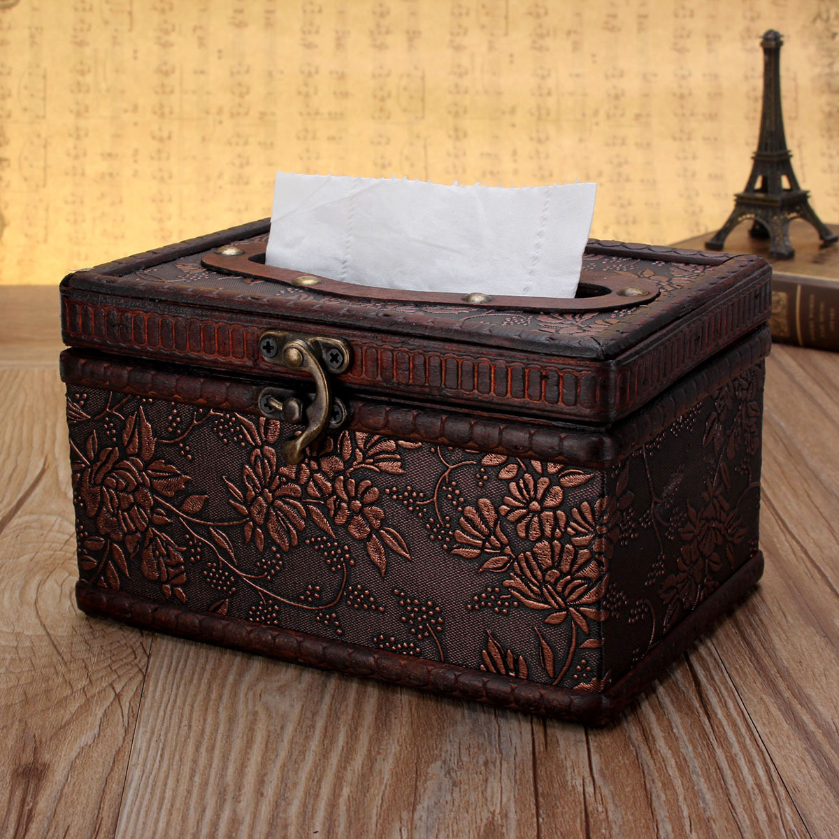bo te bijoux bois ancienne rangement tr sor coffret ecrin collection stockage ebay. Black Bedroom Furniture Sets. Home Design Ideas