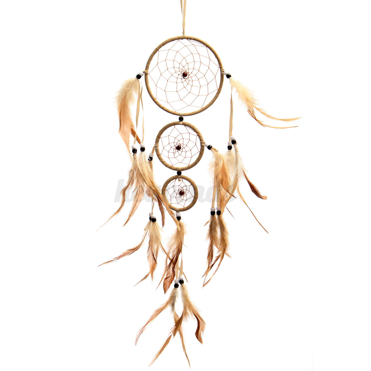 vari t capteur de r ve attrape tenture dreamcatcher plume suspendu mural d cor ebay. Black Bedroom Furniture Sets. Home Design Ideas