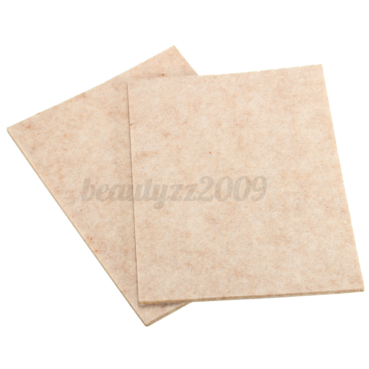 Heavy Duty Self Adhesive Furniture Protective Felt Pads 3mm Thick Ebay