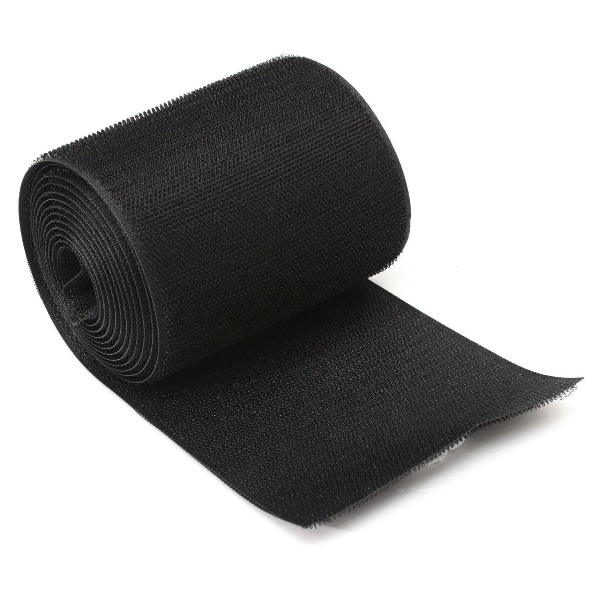 4 cable management organizer floor carpet nylon cover 2m wire sleeve pr. Black Bedroom Furniture Sets. Home Design Ideas
