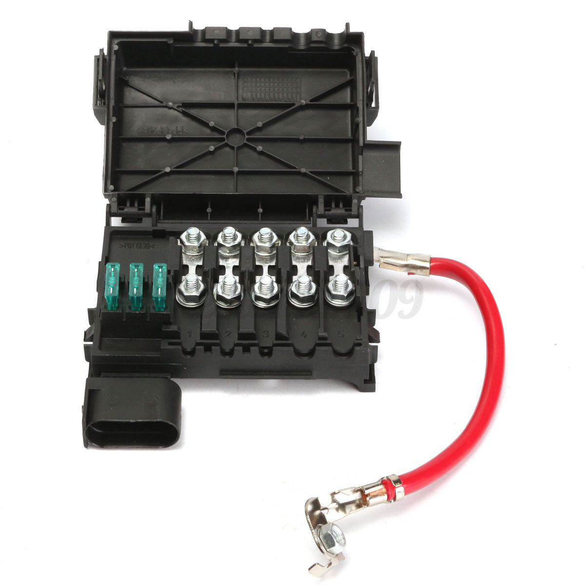 For vw jetta golf mk beetle fuse box battery