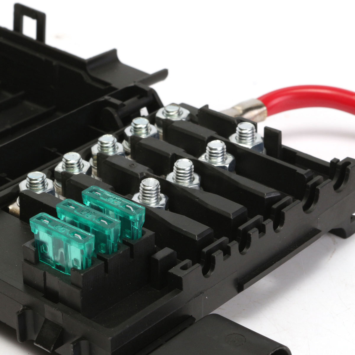 fuse box battery terminal w wiring for golf vw jetta mk4. Black Bedroom Furniture Sets. Home Design Ideas