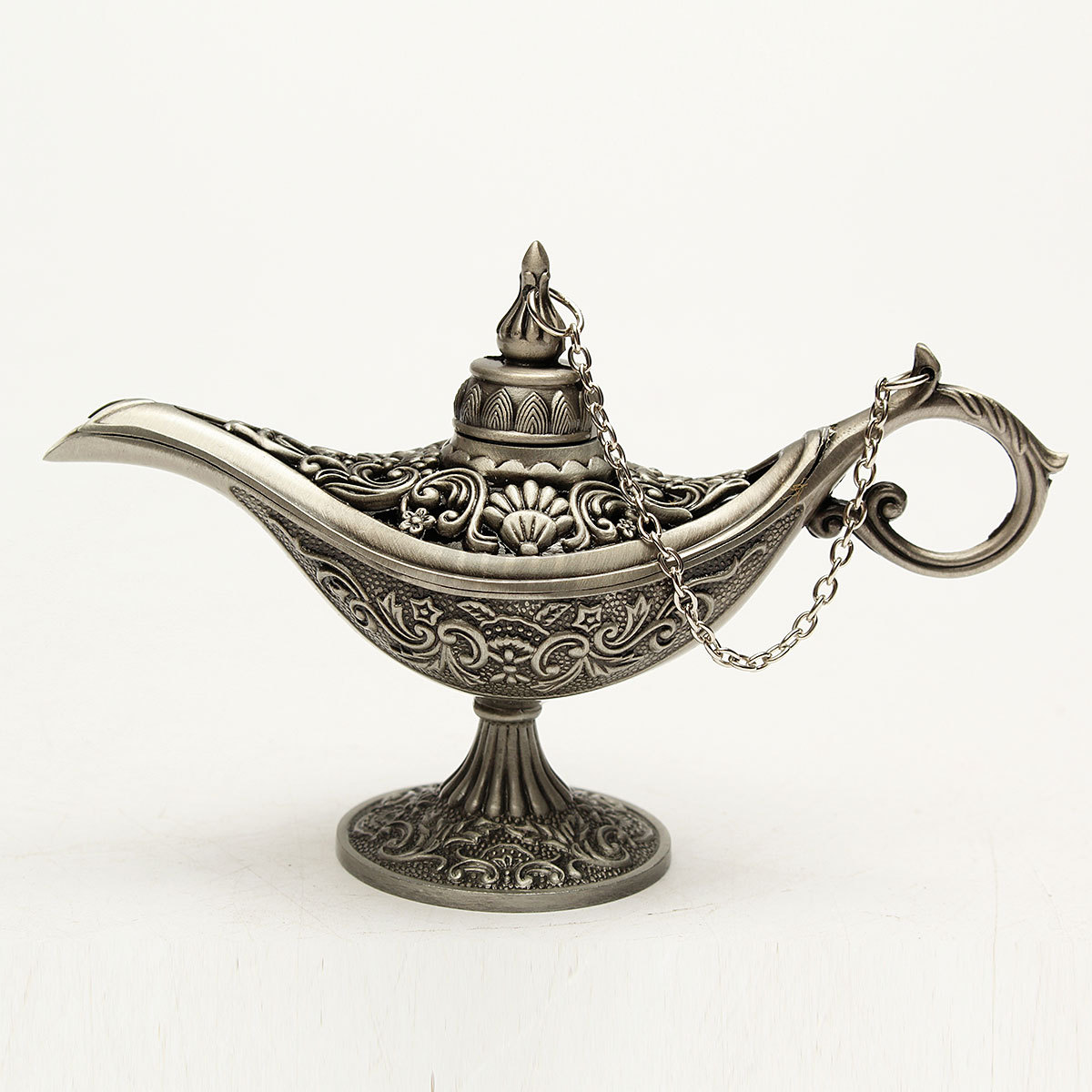Aladdin Magic Genie Lamp Tea Pot Genie Lamp Vintage Retro Toys Gifts Home Decor