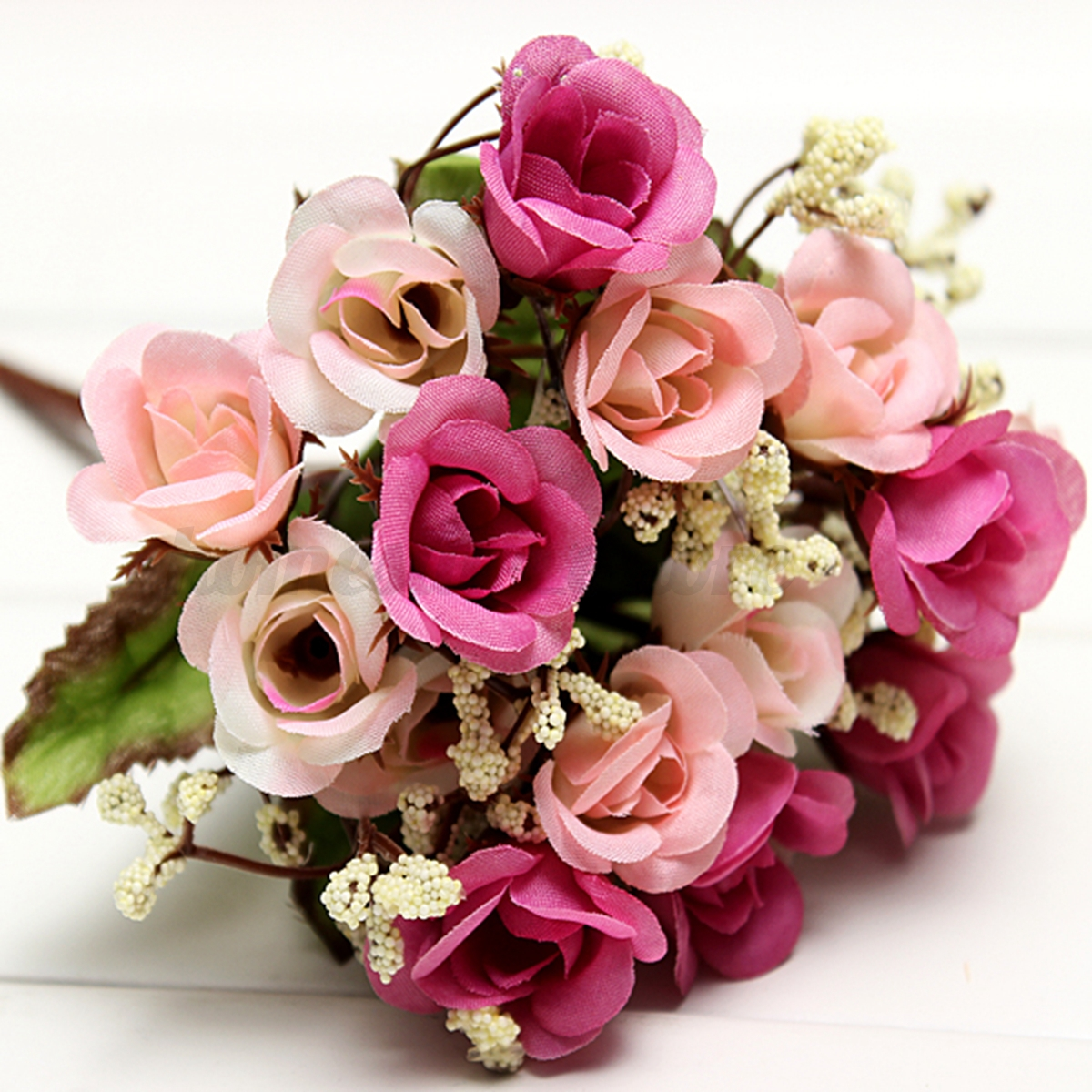 artificial silk flower party home wedding bridal garden