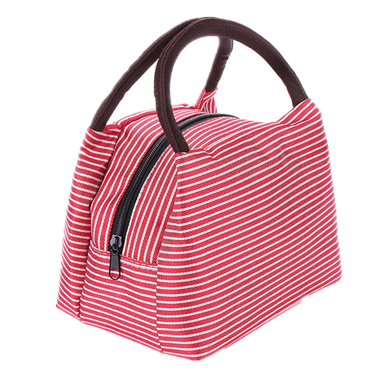 Portable Outdoor Picnic Lunch Dinner Bag Container Box Travel Carry Totes Pouch