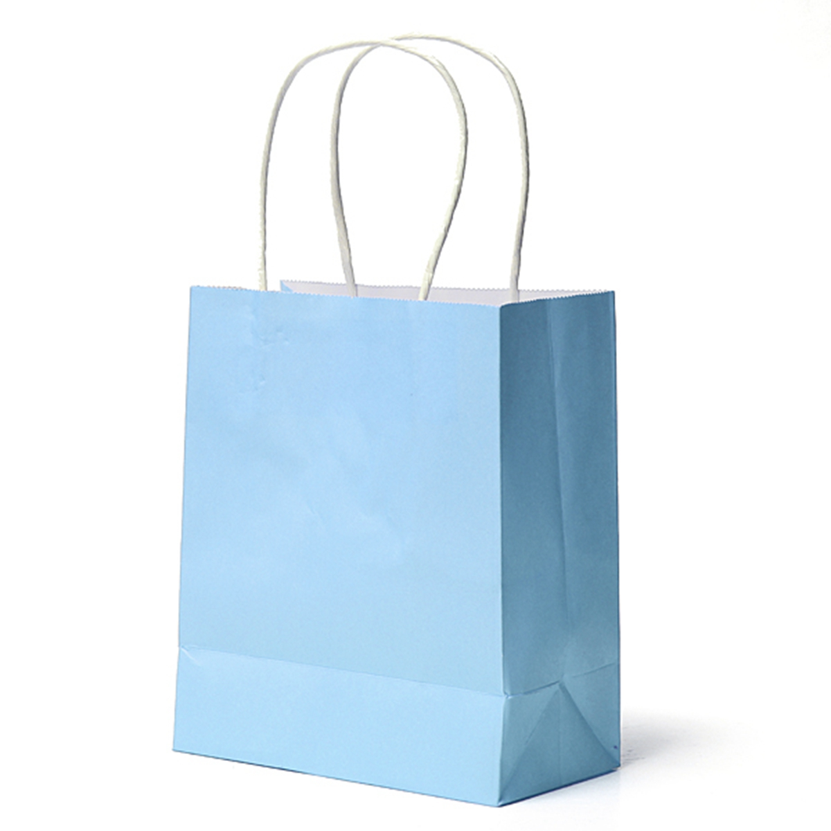 Paper party bags with handles